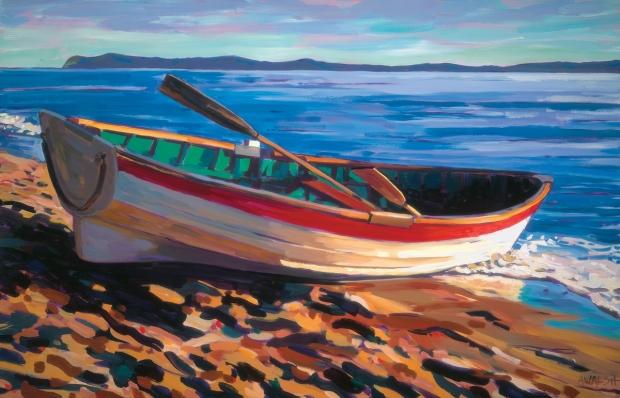047 - Lifeguard Boat